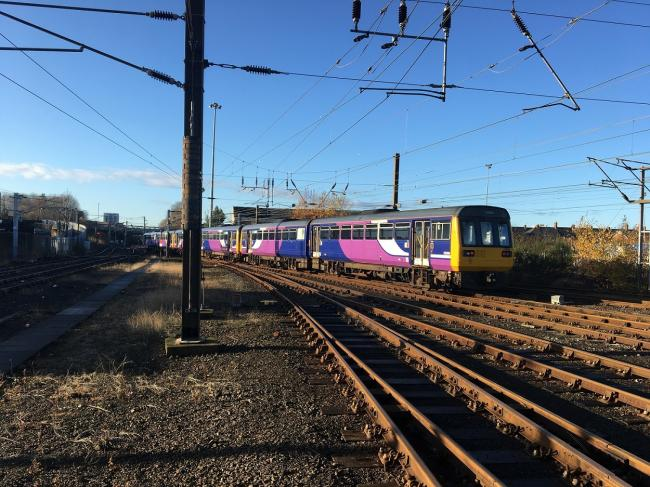 PACERS: The unpopular trains will still be in service for several months     Picture: Northern Rail