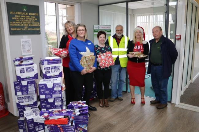 Rise In Festive Food Bank Donations News And Star