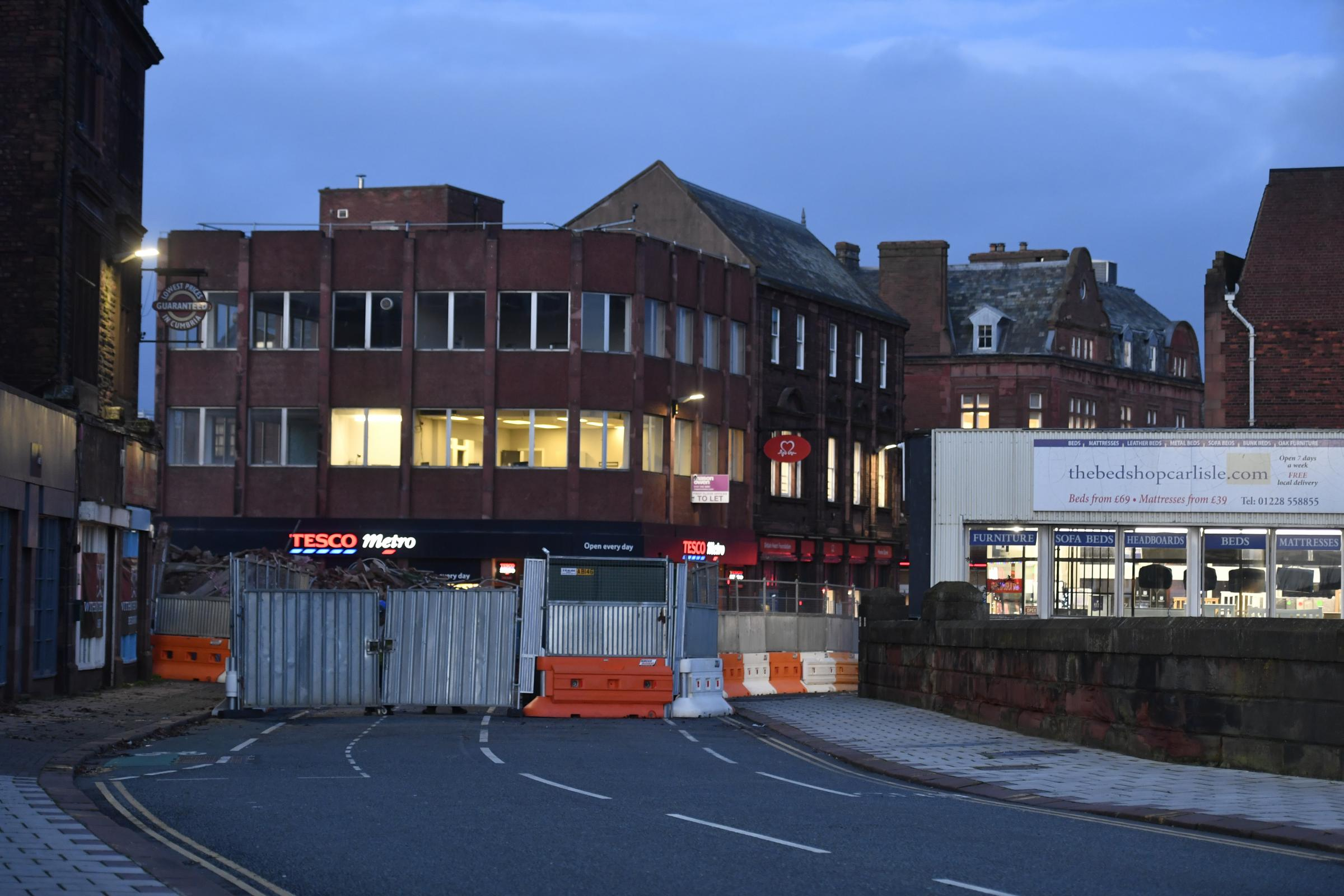 Tesco Bosses Reveal When Metro Store On Victoria Viaduct In