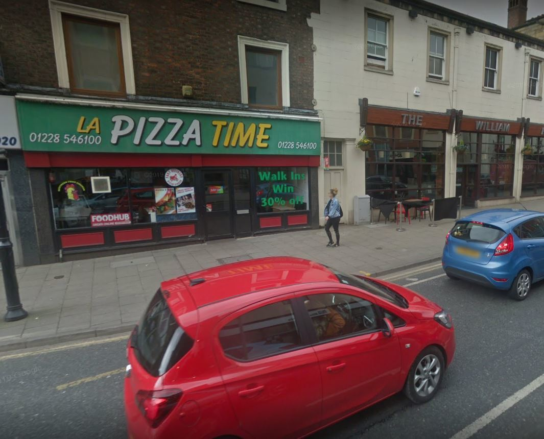City Centre Takeaways Hygiene Rating Falls News And Star