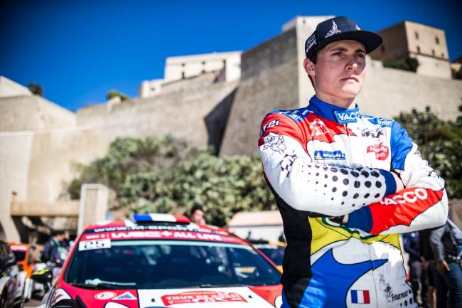 REVVING UP: French driver Adrien Fourmaux signs for M-Sport Ford ahead of WRC 2 season             Thomas Fenetre