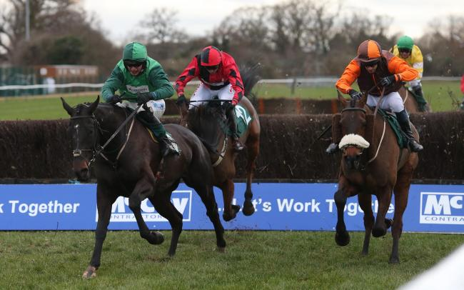 MULHOLLAND'S CHARGE: Impulsive Star is targeting Saturday's McCoy Contractors Civil Engineering Classic Handicap Chase at Warwick