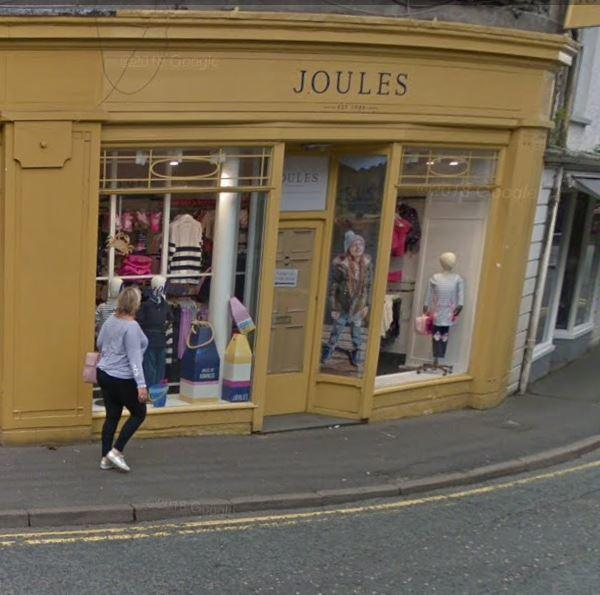 The Joules store in Bowness
