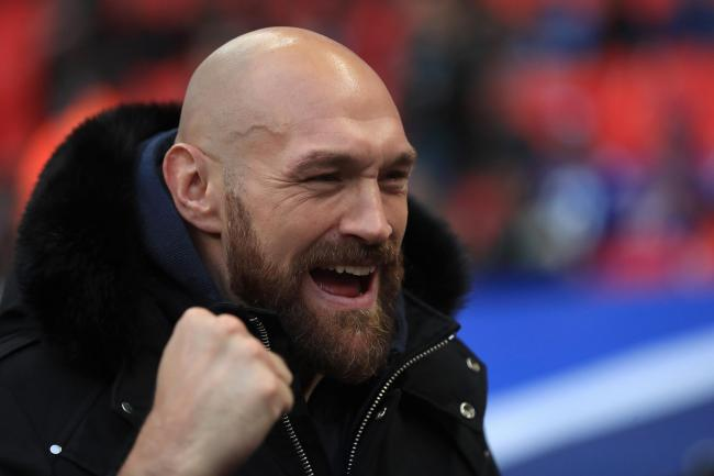 Tyson Fury will meet Deontay WIlder for a second time next month