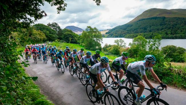 The Eden Local Committee helped fund activities around the return of the Tour of Britain to Cumbria
