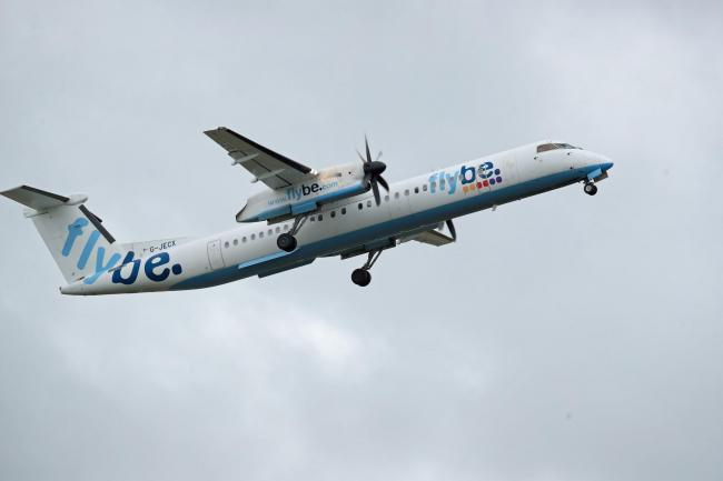 Flybe collapse averted after Government announces review