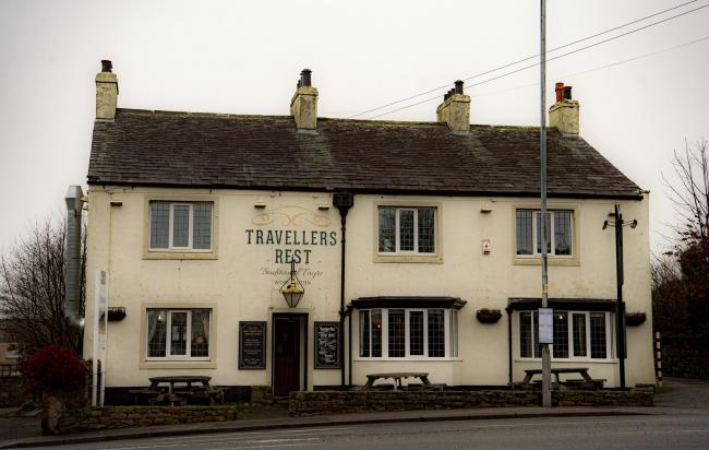n Julian Bone is leaving the Travellers Rest pub in Workington to go to The Ship at Dovenby		Picture: Tom Kay