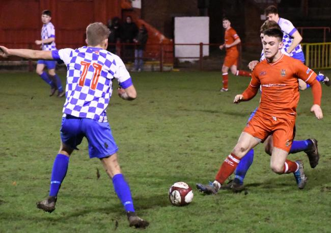 STYLE: Reds have led the way in the NPL North West Division for most of the season		             BEN CHALLIS