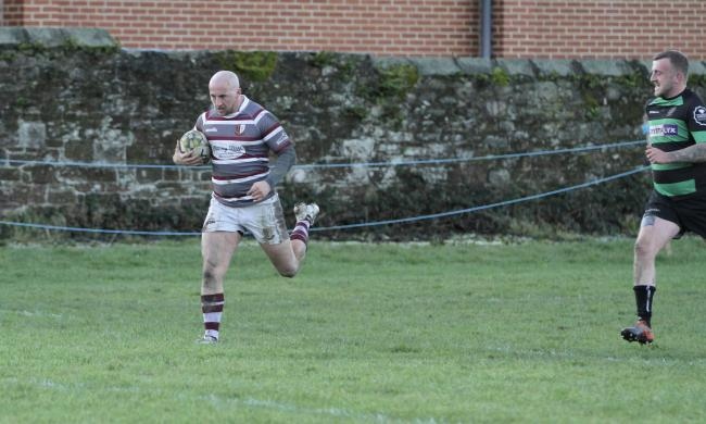 n Whitehaven faced Egremont at the Playground and secured a 27-15 victory which lifted them up to fourth place in the Cumbria Division One table, leapfrogging Upper Eden who drop to fifth after defeat				          PETER TRAINOR