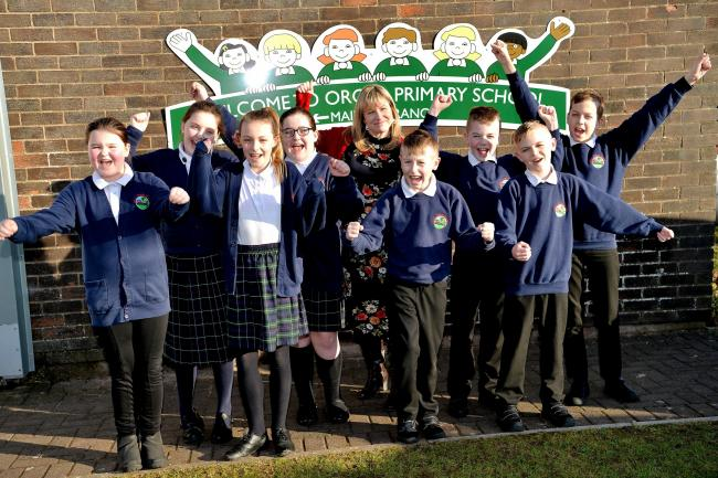 Orgill Primary School are to get an extension