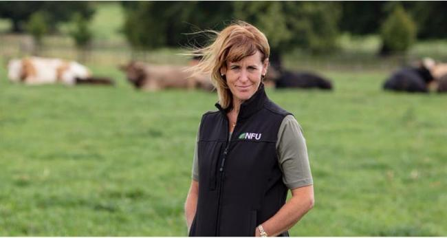 Visit: National Farmers Union president, Minette Batters to visit Carlisle
