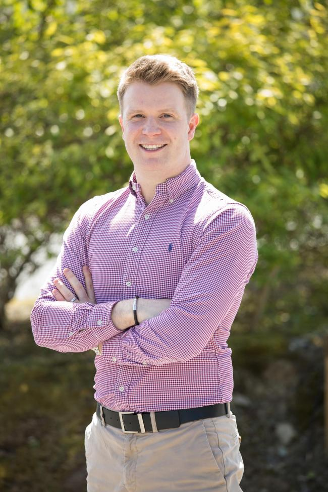 Caterite's group managing director, Lorcan Byrne