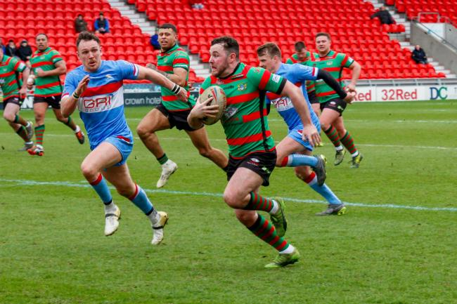 Sheffield Eagles v Workington Town - Challenge Cup - Picture: Alex Coleman - ADC Photography