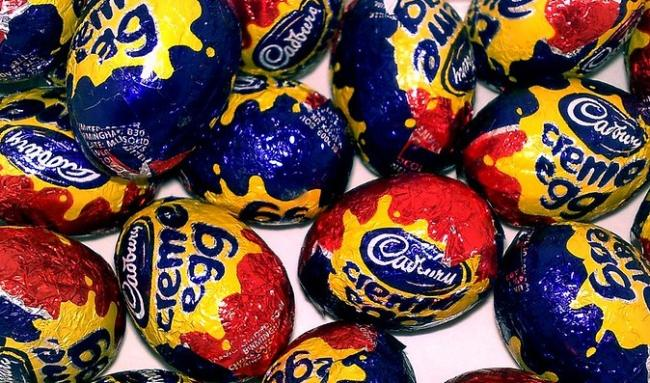 Cadbury Creme Eggs. Picture: Flickr/Free to Use Image