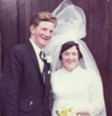 John and Ann Brough
