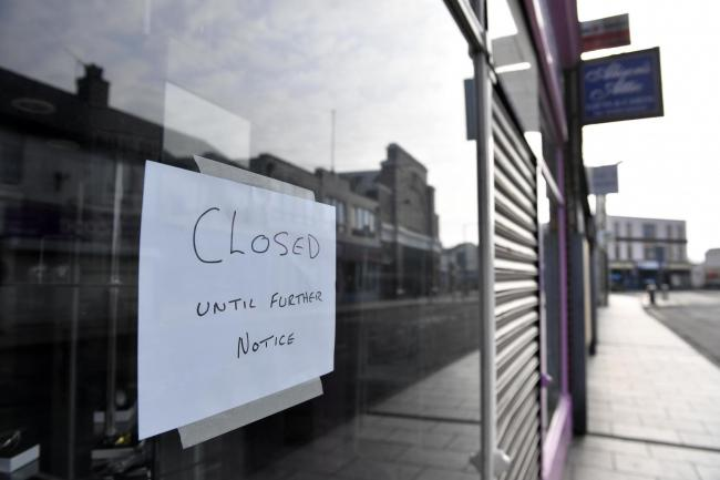 Caution urged over plans for businesses to reopen