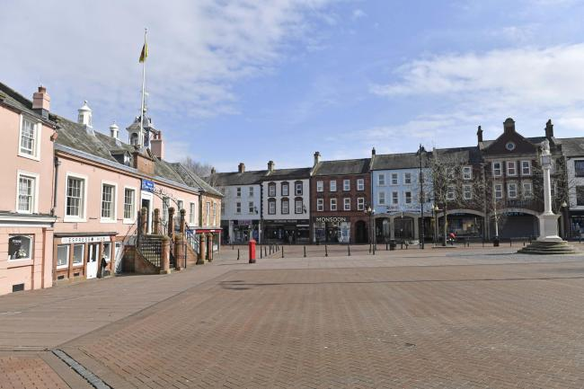COVID PRESSURES: Many Carlisle businesses have been affected