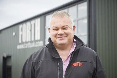 Mark Telford, managing director of Forth Engineering