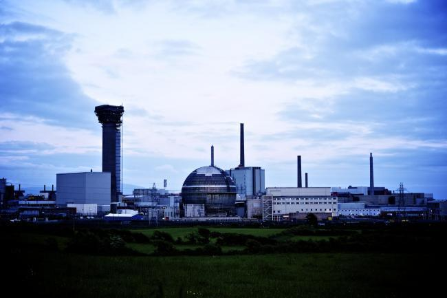 Plans for preparation works at Sellafield lodged