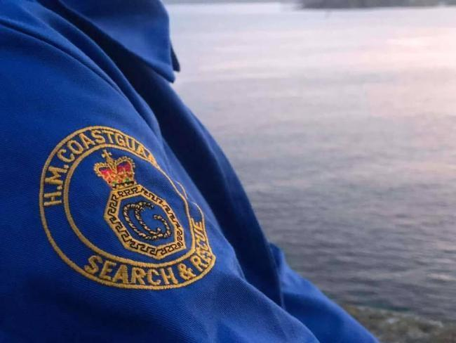 Whitehaven Coastguard called to help elderly man who had fallen