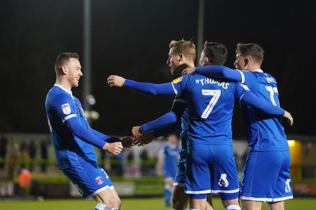 CURTAILED: Carlisle United's 2019/20 season could be over 			          Picture: Barbara Abbott