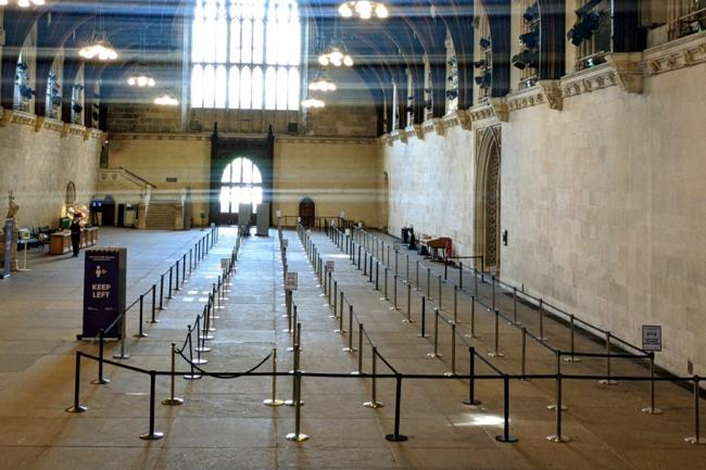 The Westminster queuing system