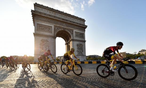 News and Star: Tour de France. Picture: PA Wire
