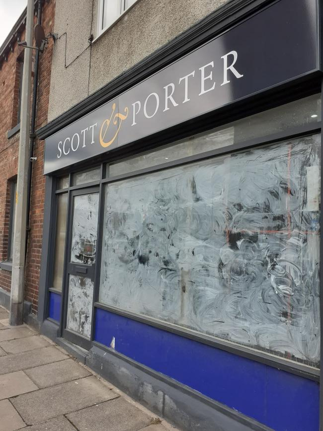 The shop is due to open in the next three months Picture: Newsquest