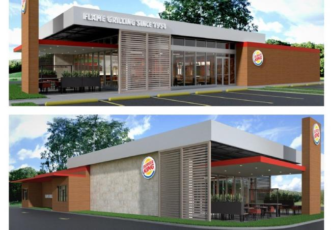 OPENING SOON: Artist impression of the first Burger King in west Cumbria to open in Workington in August