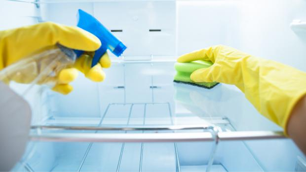 News and Star: It's recommended to deep clean your fridge once a month. Credit: Getty Images / Andrey Popov