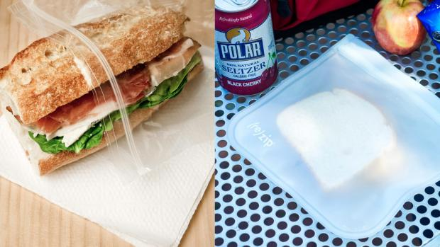 News and Star: Switching to reusable sandwich bags has saved me money over time. Credit: Getty Images / Reviewed