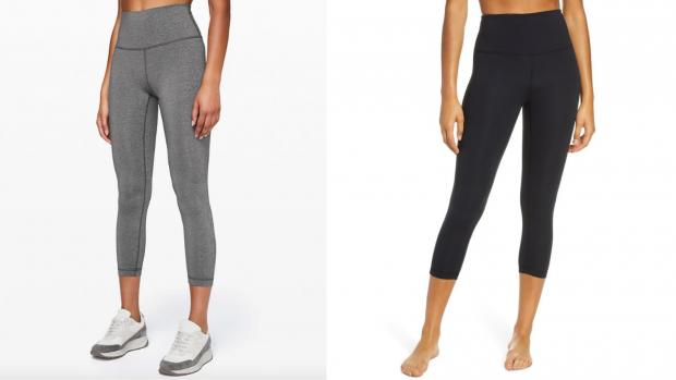 News and Star: These Zella leggings are half the price but are high-quality. Credit: Lululemon / Zella