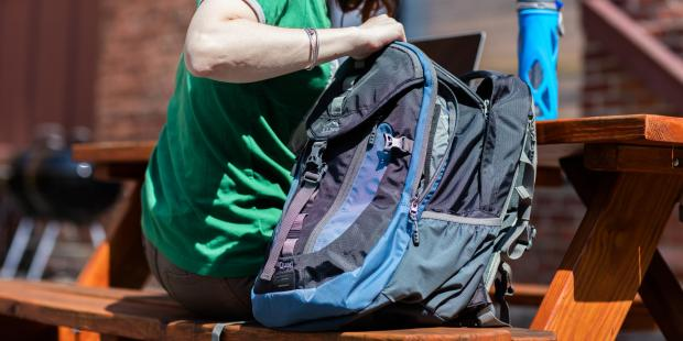 News and Star: This sturdy pack is always a great choice. Credit: Reviewed / Jackson Ruckar