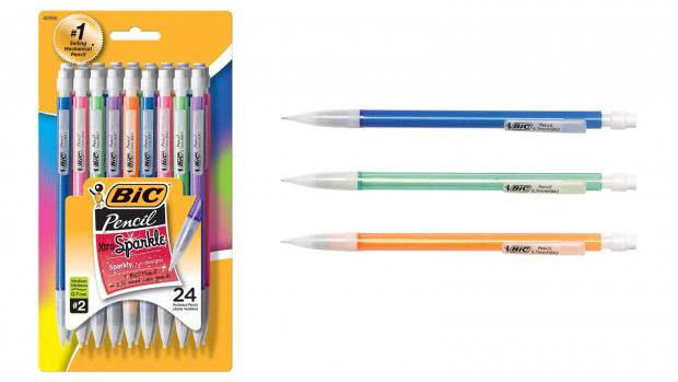 News and Star: A fun pencil means a good test, right? Credit: BIC
