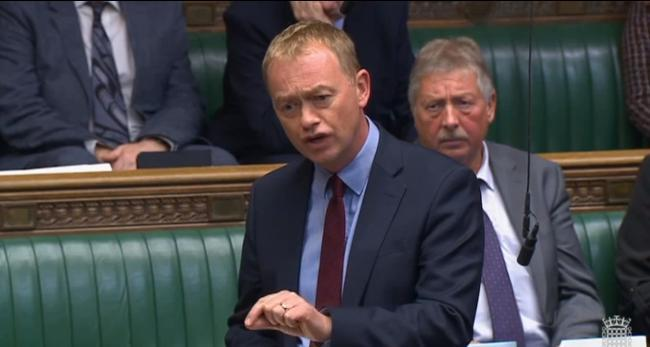 RESULTS: Tim Farron critiised Government as making a 'pigs ear' of it all