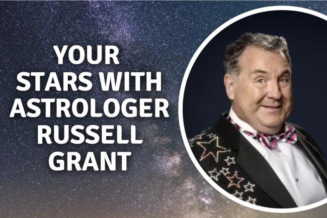 Russell Grant's daily horoscopes for Saturday October 17