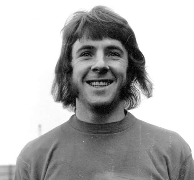 News and Star: Stan Bowles, whose ball-juggling antics were a memorable feature of Carlisle's victory in Rome