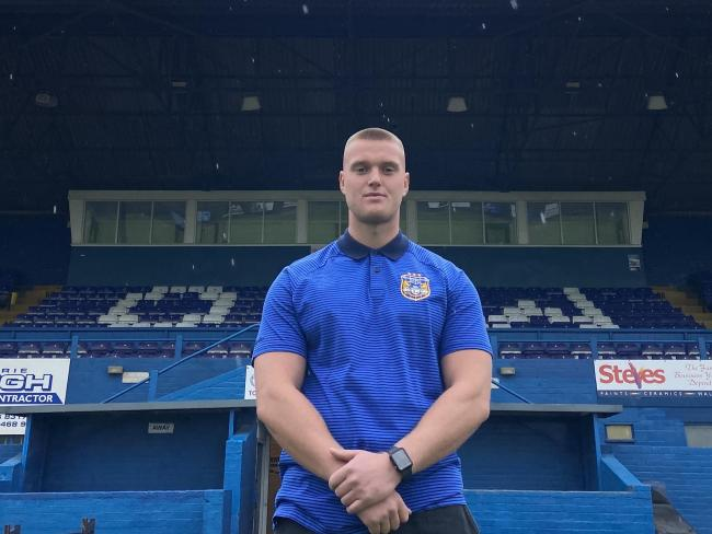 SIGNED: Lewis Brown