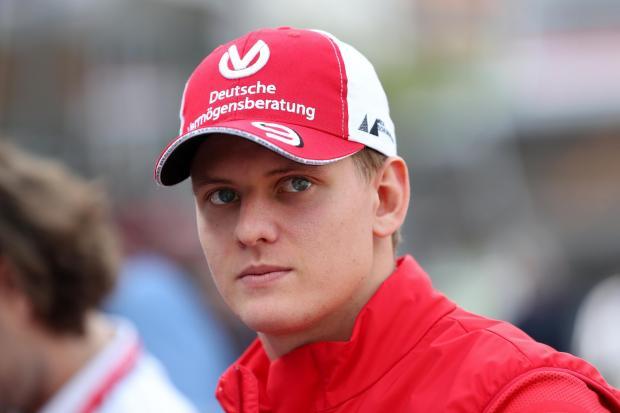 News und Star: Michaels Sohn Mick Schumacher fährt derzeit für Haas in der Formel 1