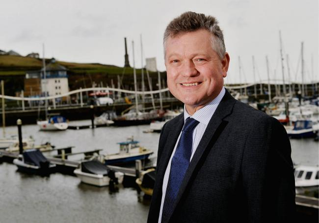 Reminder: Mayor of Copeland Mike Starkie