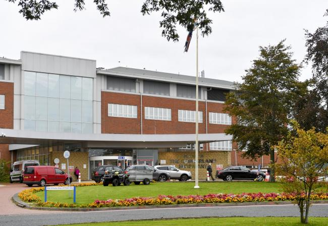 Serious concerns: The CQC report highlighted fears over patient and staff safety at the NCIC trust