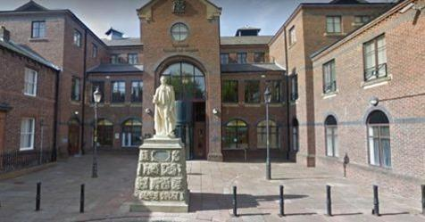 The defendant will appear at Carlisle Crown Court