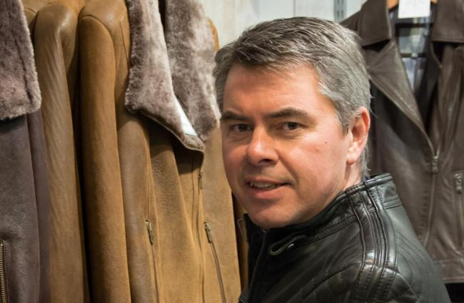 Martin Foster of Lakeland Leather