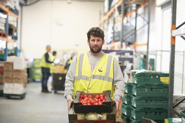 Charities and groups could benefit from a share of food