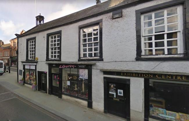 Work required: The Moot Hall in Appleby has been added to the Heritage at Risk register                        Picture: Google Streetview