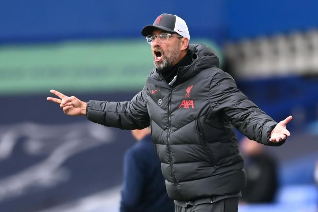 Jurgen Klopp felt Liverpool should have had a late winner