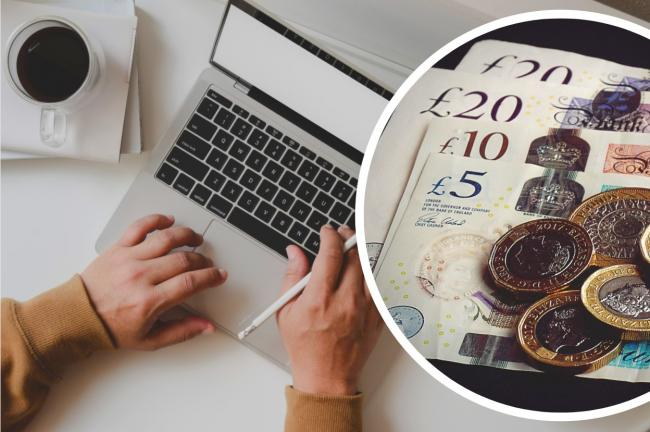 Working from home: How to claim up to £125 if you can't work from the office. Picture: Newsquest