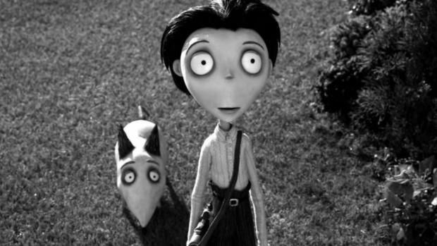 News and Star: This Tim Burton film is a clever twist on the classic Frankenstein story. Credit: Walt Disney Picture