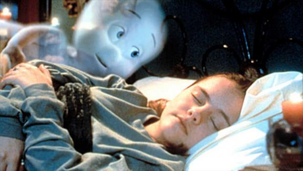 News and Star: Casper is a friendly ghost, so a lot less scary than some. Credit: Universal