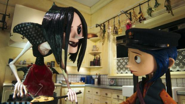 News and Star: If the vacant button eye visuals don't creep your kiddo out, this is a wonderful film. Credit: Laika